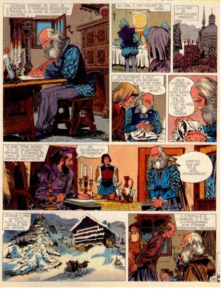 Claude Pascal et Léonard de Vinci - Page 2 33red10