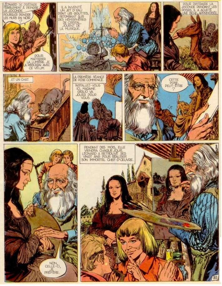 Claude Pascal et Léonard de Vinci - Page 2 35red10