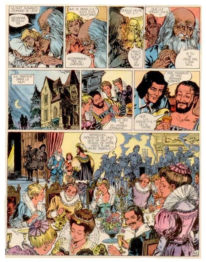 Claude Pascal et Léonard de Vinci - Page 3 42red10