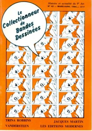 Interview, fanzines et articles divers sur Jacques Martin - Page 4 Collbd10
