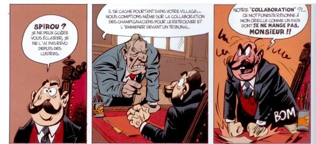 Spirou et ses dessinateurs Griffe13