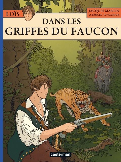 """Loïs 6 : """"Dans les griffes du faucon"""" Griffe14"""