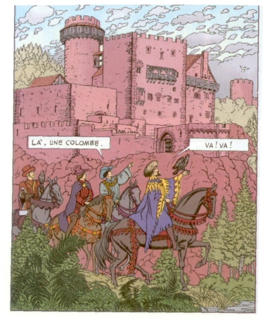 Images du Moyen Age : les sources graphiques de Jhen Jhenda10