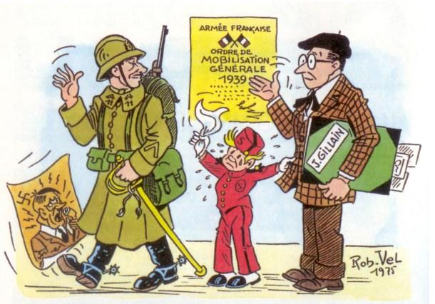 Spirou et ses dessinateurs - Page 2 Spirou16