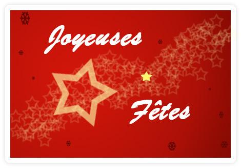 Premières fêtes de fin d'année du forum... Joyeus10
