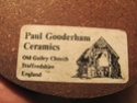 Paul Gooderham, Gailey Pottery Img_3117