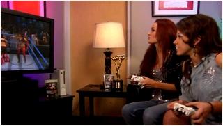 Stephanie McMahon lesbienne sexe