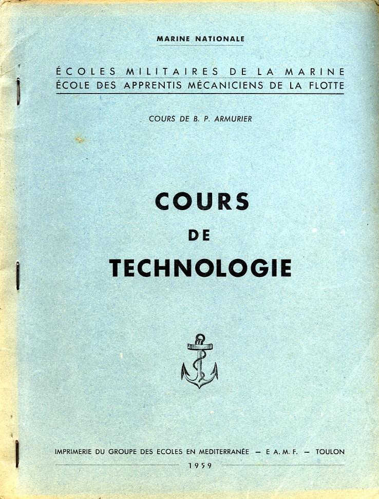[Les écoles de spécialités] ÉCOLE DES ARMURIERS DE SAINT-MANDRIER Tome 5 - Page 43 Arp90_10