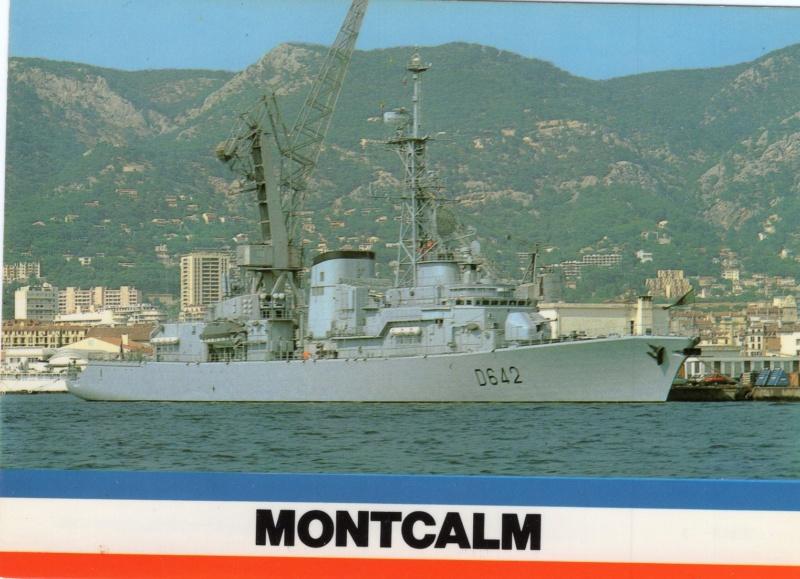 MONTCALM (FRÉGATE) - Page 8 Marine48