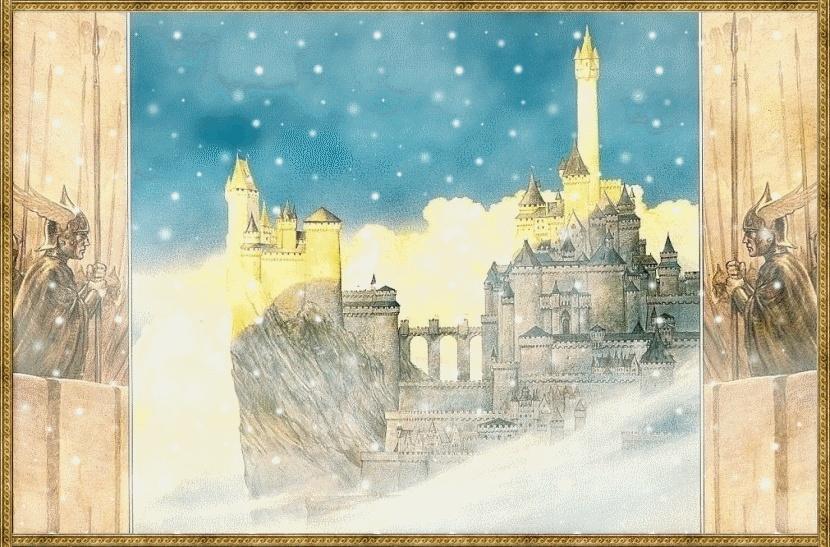*~~ Les portes du Royaume Réunifié! ~~*