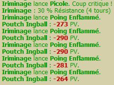 Iriminage - Pandawa Feu [lvl 170 - 200] Poing10