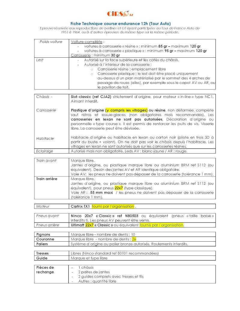 GPL2010: changements dans le reglement de la course d'endurance 12h Gpl20110