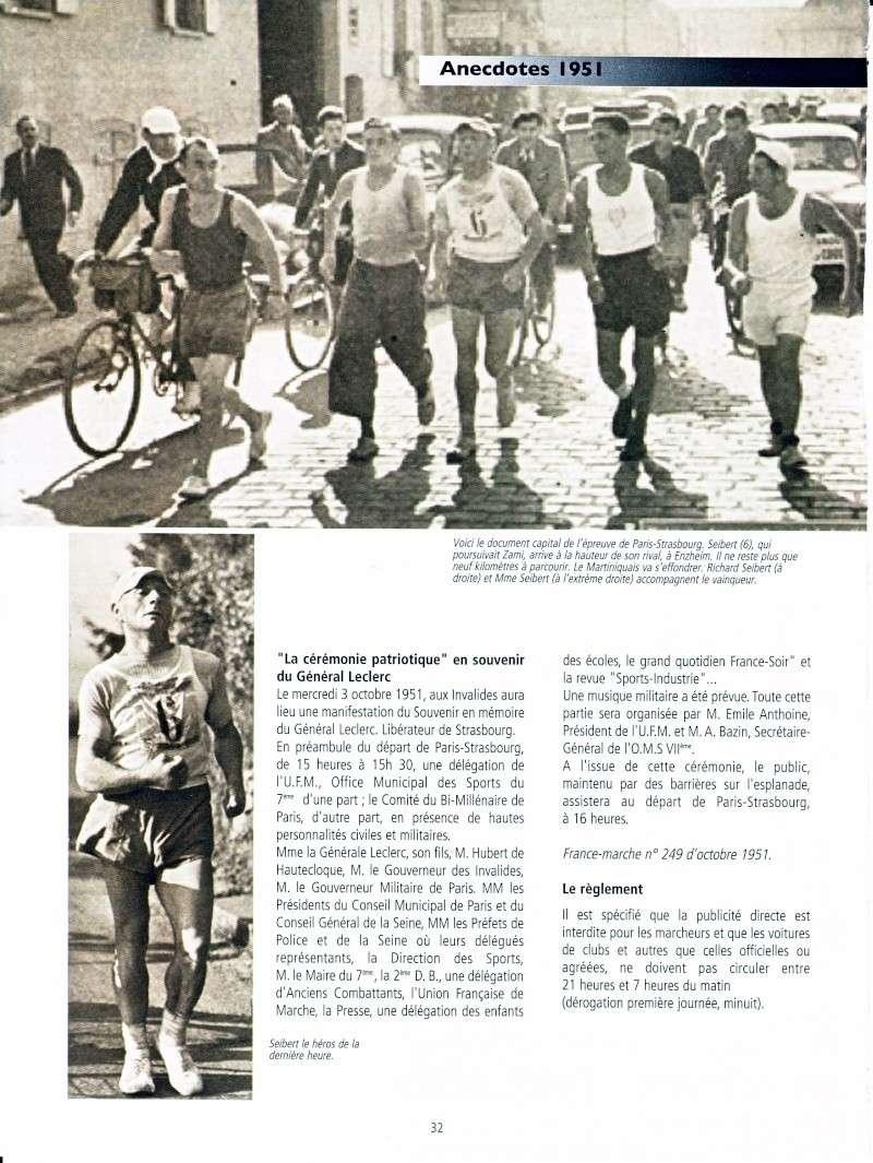 1951  PARIS  -STRASBOURG du  3  Octobre  au  7 Octobre Paris_14