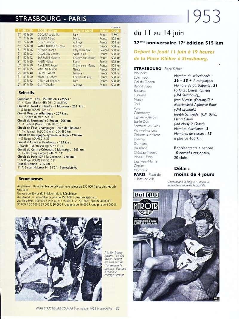 1953 STRASBOURG-PARIS Strasb15
