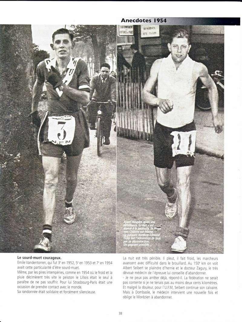 1954  STRASBOURG -PARIS Strsab10
