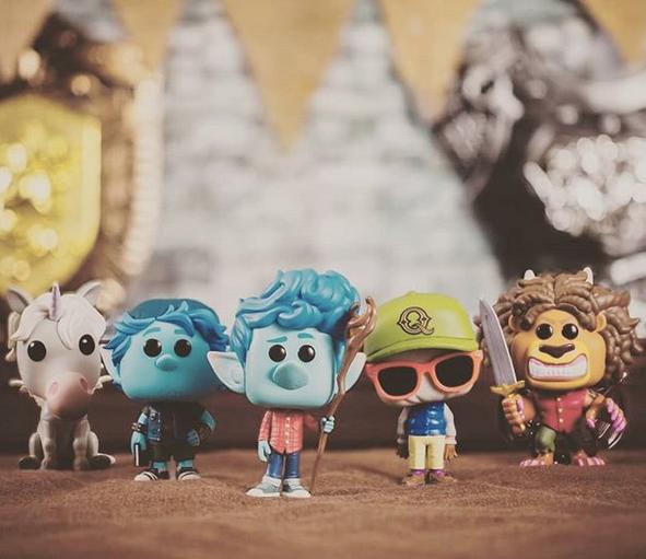 En Avant (Disney Pixar) 110