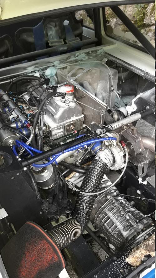 Pas très original, encore une restauration de R 5 turbo - Page 4 Incend10