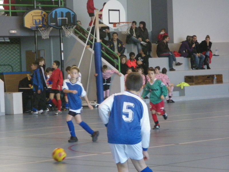 tournoi futsal 2009 (photo) Action11