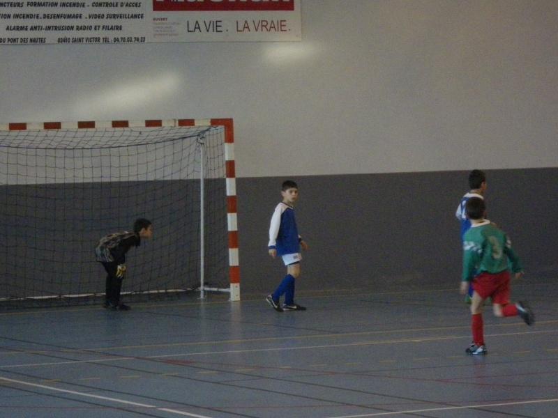 tournoi futsal 2009 (photo) Action15