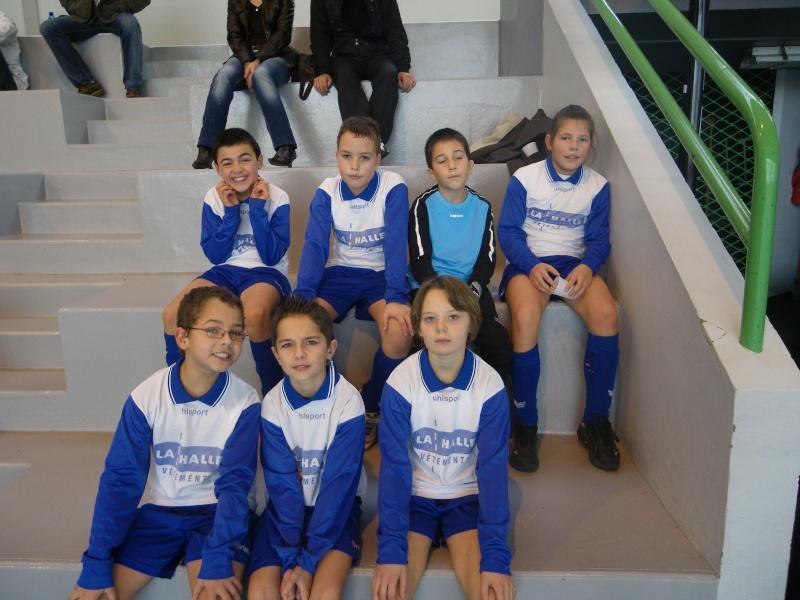 tournoi futsal 2009 (photo) Groupe11