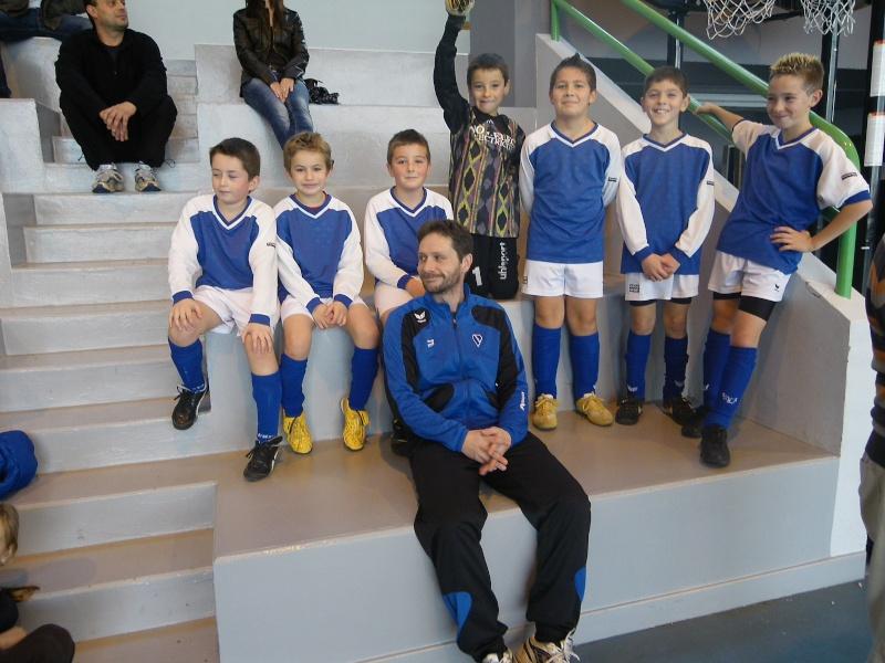tournoi futsal 2009 (photo) Groupe12
