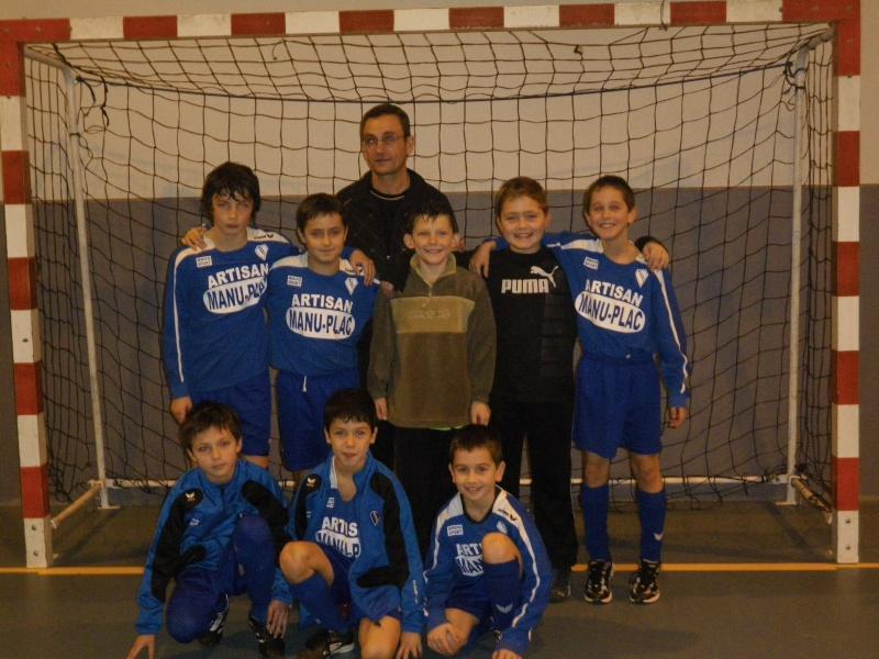 tournoi futsal 2009 (photo) Groupe13