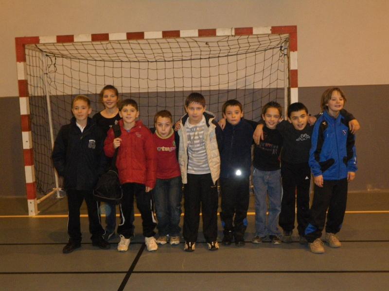 tournoi futsal 2009 (photo) Groupe14