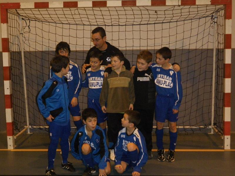 tournoi futsal 2009 (photo) Groupe15