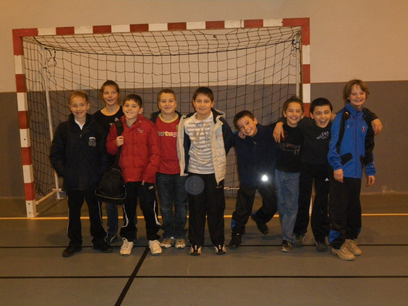 tournoi futsal 2009 (photo) Groupe16