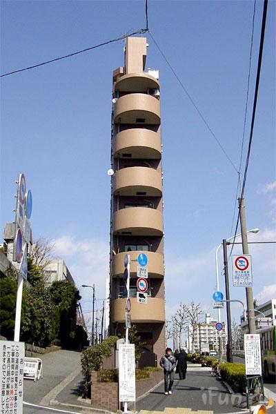 Японские улицы ( метро, дома) 13