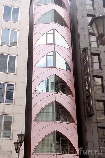 Японские улицы ( метро, дома) 16