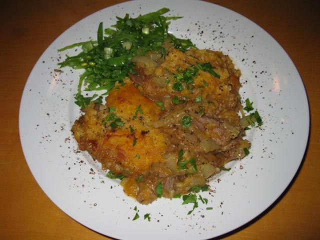 Hachis d'agneau  ( de boeuf, de porc, etc.) Hachis10