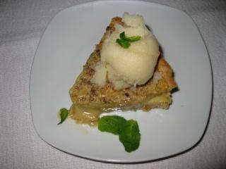 Sorbet au citron (sans sorbetière) Tarte_15