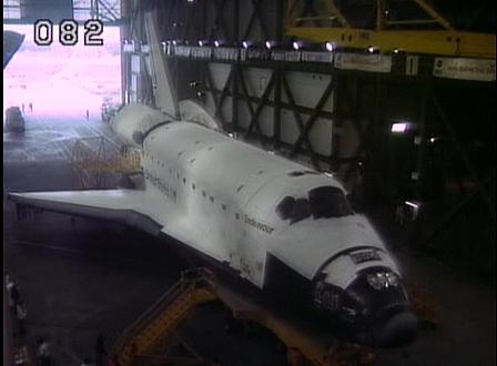 [STS-130] Endeavour : préparatifs - Page 2 Sans_t15