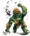 [SSFIV] Artworks HD Blanka10