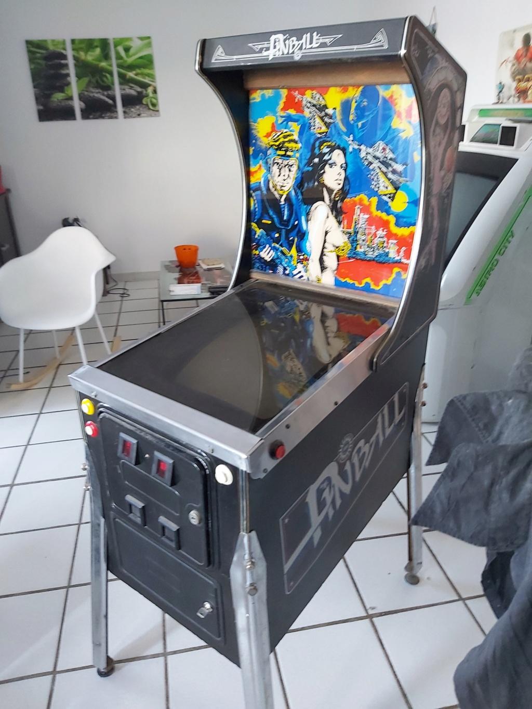 [WIP] Pincab pinball 20191110