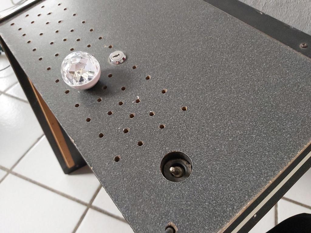 [WIP] Pincab pinball 20200441