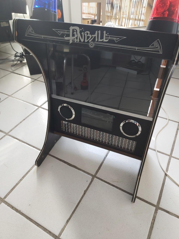 [WIP] Pincab pinball 20200451