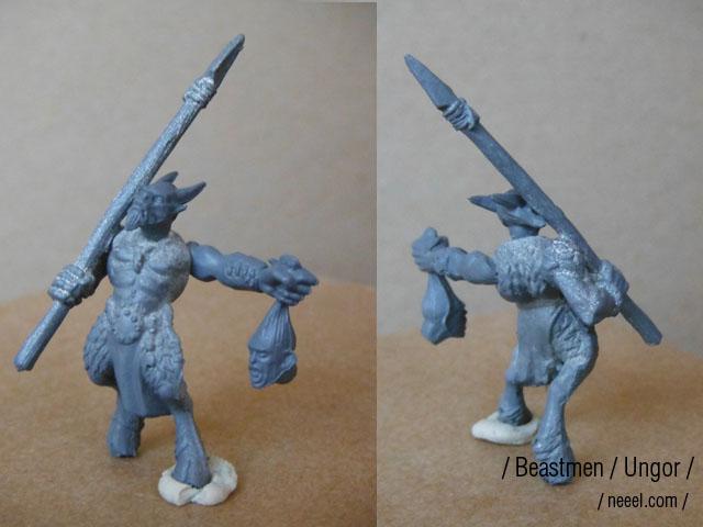 beastmen - Beastmen Raiders Beastm16