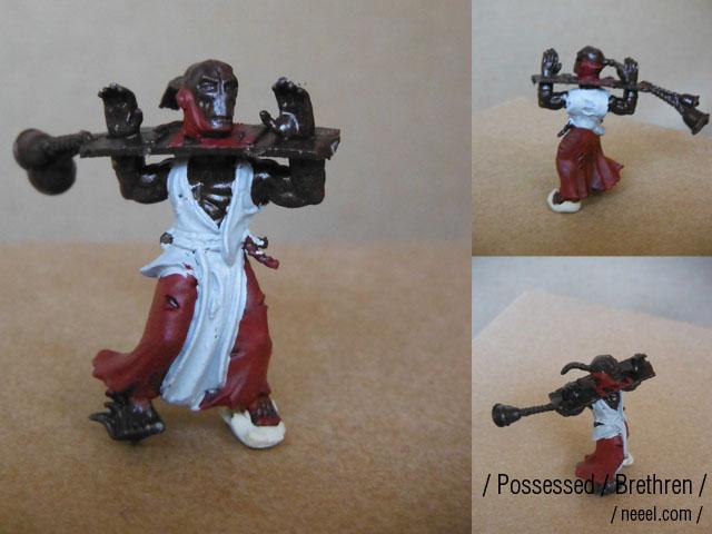 possessed - WIP possessed warband  Brethe13