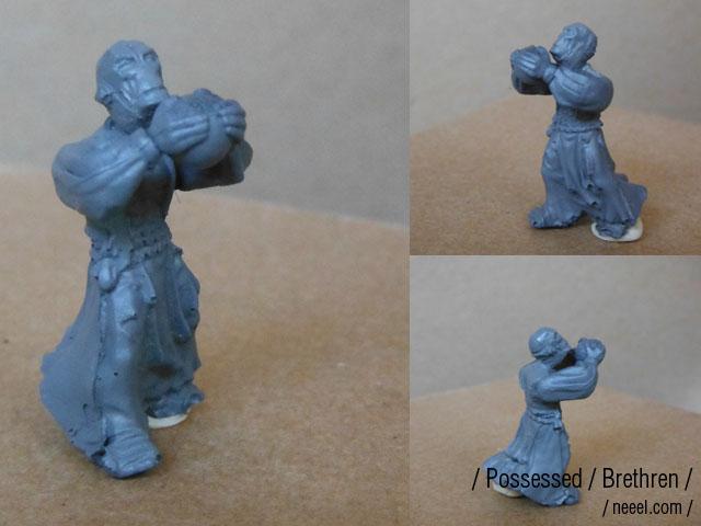 possessed - WIP possessed warband  Brethe15