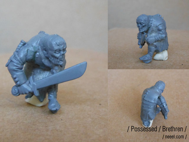 possessed - WIP possessed warband  Brethe17