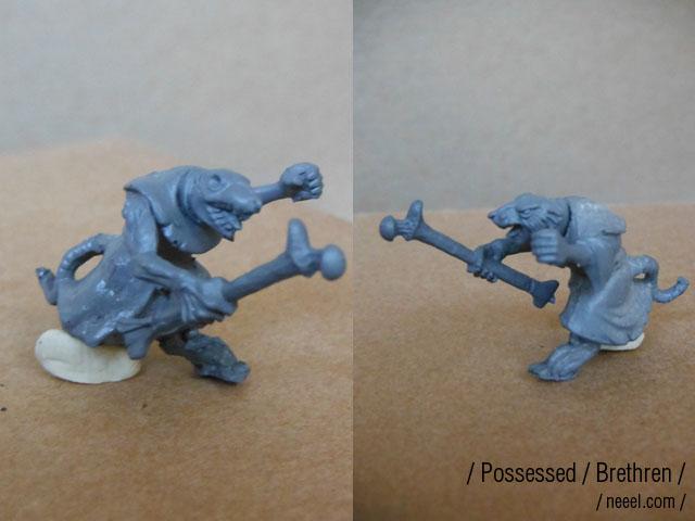 possessed - WIP possessed warband  Brethe18