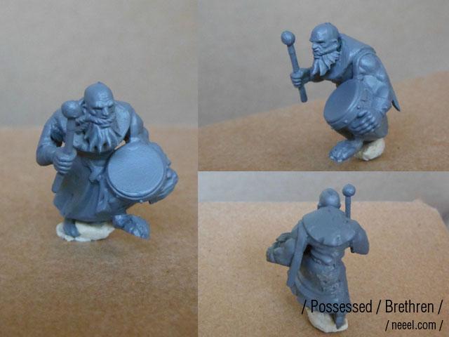 possessed - WIP possessed warband  Brethe19