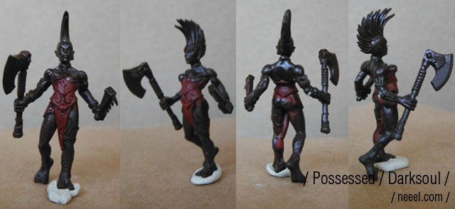 possessed - WIP possessed warband  Fanati11
