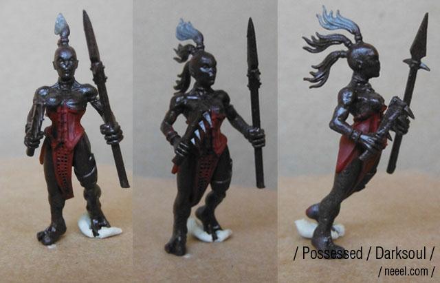 possessed - WIP possessed warband  Fanati12