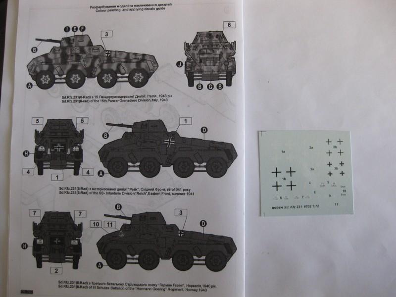 Sd.Kfz.231 (8-rad) [Roden; 1/72] Photo_13