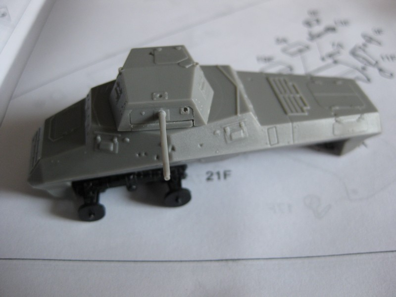 Sd.Kfz.231 (8-rad) [Roden; 1/72] Photo_17
