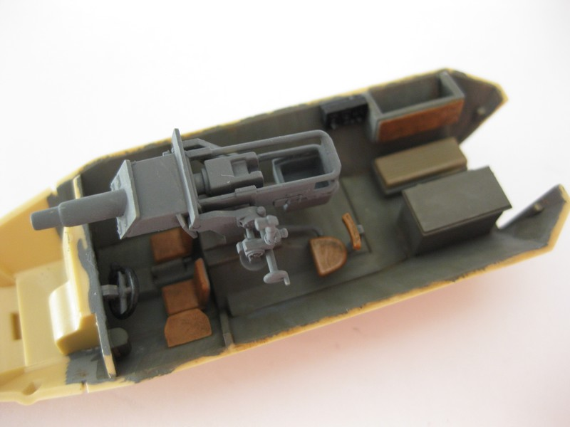 Sd.Kfz.251/9 Ausf. C [Revell; 1/72]: Opréations Anton et Lila Photo_21