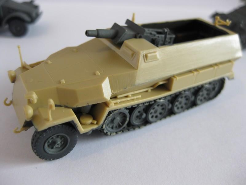 Sd.Kfz.251/9 Ausf. C [Revell; 1/72]: Opréations Anton et Lila Photo_28